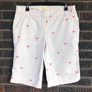 J.Crew Critter Bermuda Shorts